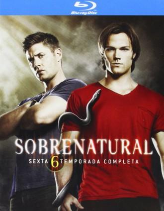 Supernatural - Staffel 6 deutscher Originalton