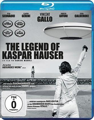 The Legend of Kaspar Hauser [Blu-ray]