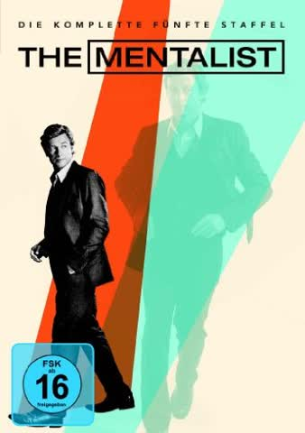 The Mentalist - Season 5 (DVD)