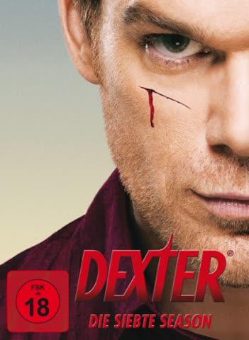 Dexter - Season 7 (DVD) (FSK 18)