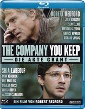 The Company You Keep Blu Ray