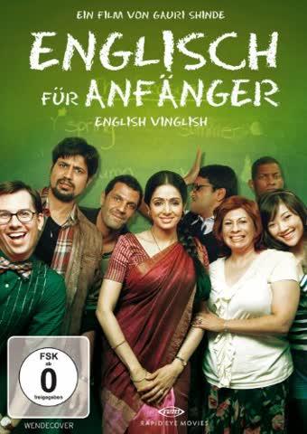 Englisch für Anfänger - English Vinglish (DVD)