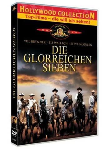 Die glorreichen Sieben (Gold Edition)