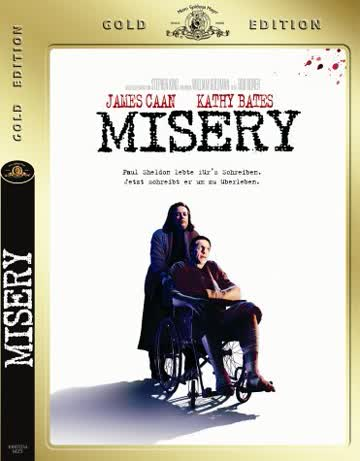 Misery - gold edition