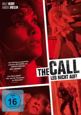 The Call - Leg nicht auf! (DVD)