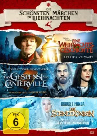 Die schönsten Märchen zu Weihnachten [3 DVDs]