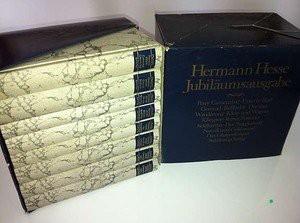 Die Romane und die grossen Erzählungen - Jubiläumsausgabe zum 100. Geburtstag von Hermann Hesse