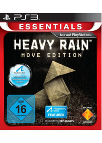 PS3 Heavy Rain Essentials (Move kompatibel) (PEGI)
