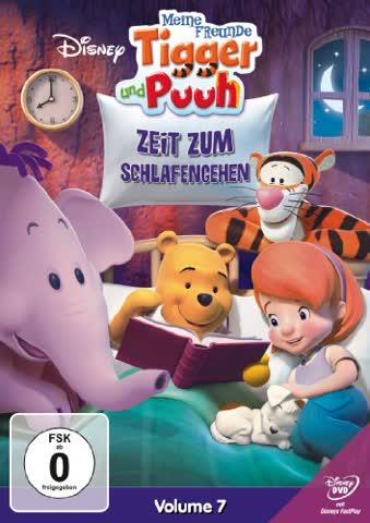 Meine Freunde Tigger und Puuh: Zeit zum Schlafengehen