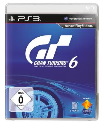 Gran Turismo 6 - Standard Edition