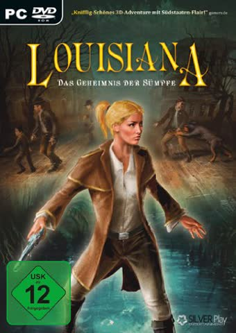 Louisiana: Das Geheimnis der Sümpfe - [PC]