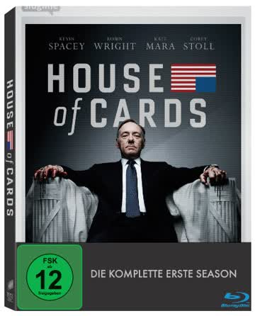 House of Cards - Season 1 (Blu-ray)