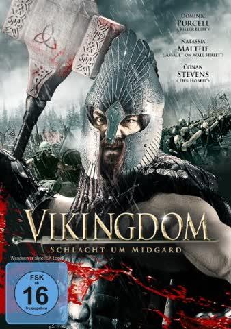Vikingdom - Schlacht um Midgard (DVD)