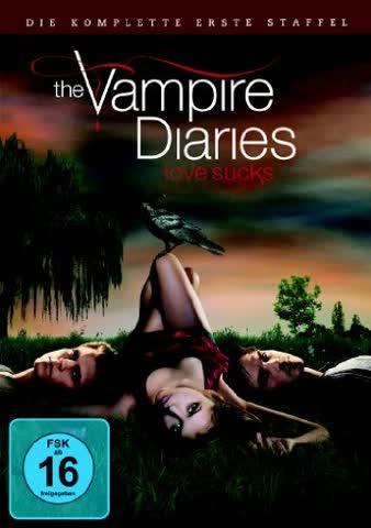 The Vampire Diaries - Season 1 (DVD)