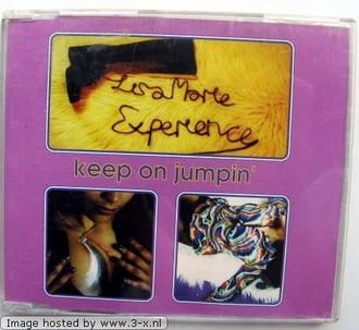 Lisa Marie Experience - Keep on Jumping