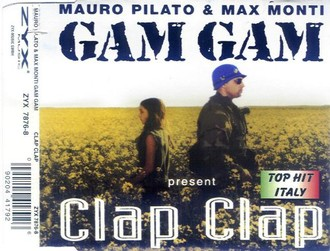 Mauro Pilato - Clap clap