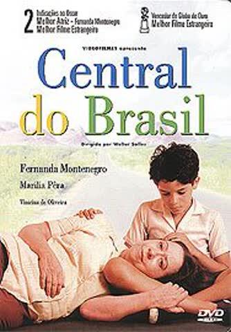 Brazil Central Station - Aka Central Do Brasil DVD import R ALL