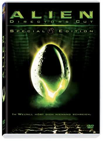 Alien - Director's Cut (Special Edition, 2 DVDs)