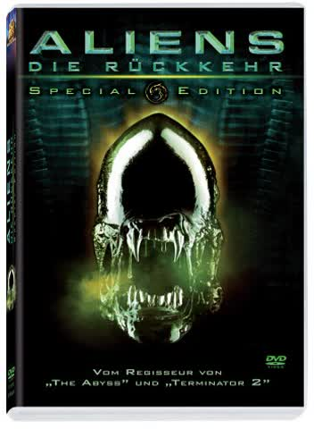 Aliens 2-die Rueckkehr-Se (2-Dvd-K) [Import allemand]