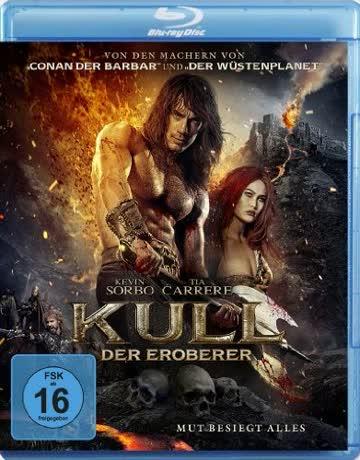 Kull - Der Eroberer [Blu-ray]