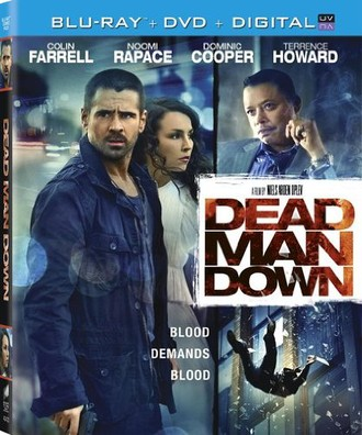 Dead Man Down (Two Disc Combo: Blu-ray / DVD + UltraViolet Digital Copy)