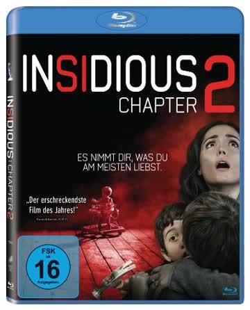 Insidious: Chapter 2 (Blu-ray)