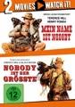Mein Name ist Nobody / Nobody ist der Größte [2 DVDs]