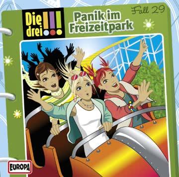 Die Drei !!! 029/ Panik im Freizeitpark