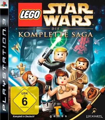 Lego Star Wars : Komplette Saga