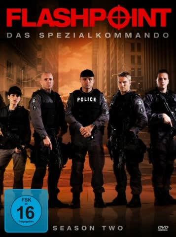 Flashpoint - Das Spezialkommando - Season 2 [3 DVDs]