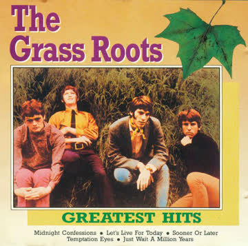The Grass Roots - Greatest Hits (UK Import)