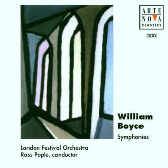 Ross Pople - Sinfonien