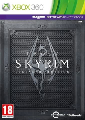 The Elder Scrolls V: Skyrim - Legendary Edition [AT PEGI]
