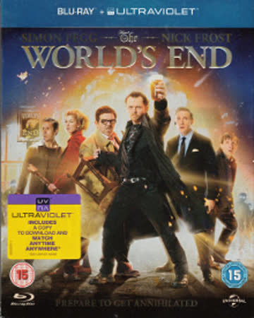 The World's End [Blu-ray] [UK-Import]