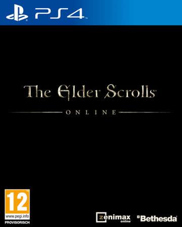 The Elder Scrolls Online: Tamriel Unlimited - [AT - PEGI] - [PlayStation 4]