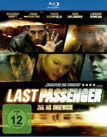 Last Passenger [Blu-ray]