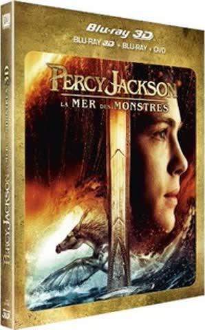 Percy Jackson: La Mer Des Monstres 3D