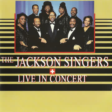The Jackson Singers - Live in Concert