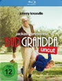 Jackass: Bad Grandpa - Uncut [Blu-ray]
