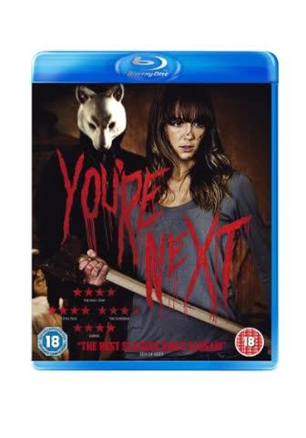 You're Next [Blu-ray] [2011]