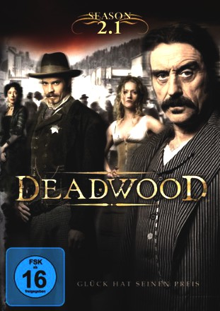 Deadwood - Season 2, Vol. 1 [2 DVDs]