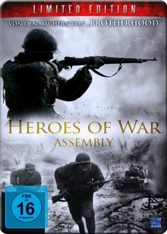 Heroes of War - Assembly - Metal-Pack [Limited Edition]