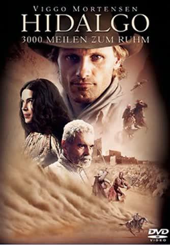 HIDALGO - 3000 MEILEN ZUM RUHM [DVD] [2004]