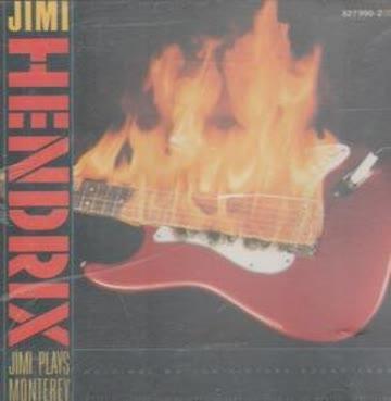 - JIMI PLAYS MONTEREY CD GERMAN POLYDOR 1986
