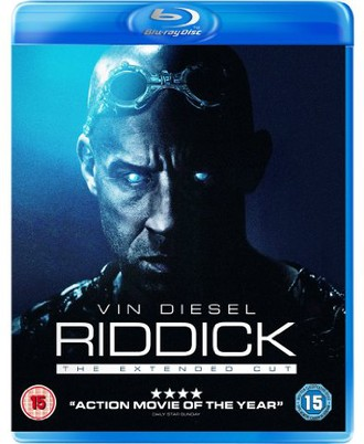 Riddick - The Extended Cut [Blu-ray] [UK Import]