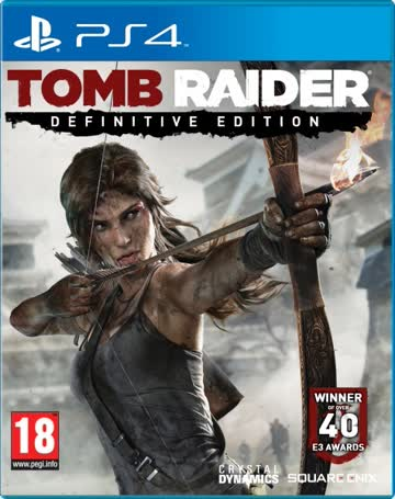 Tomb Raider - Definitive Edition [PlayStation 4]