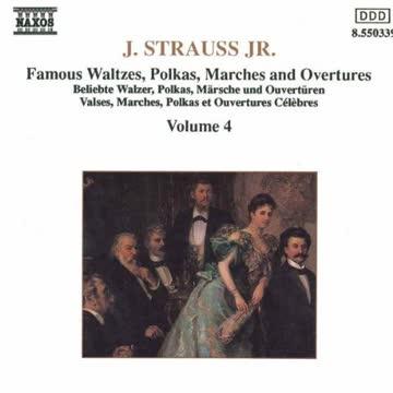 Various - Beliebte Walzer, Polkas, Märsche und Ouvertüren Vol. 4