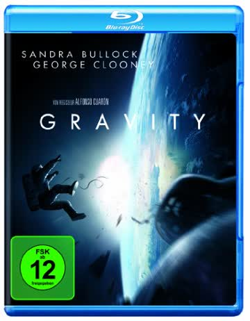 GRAVITY (BLU-RAY) - VARIOUS [2013]