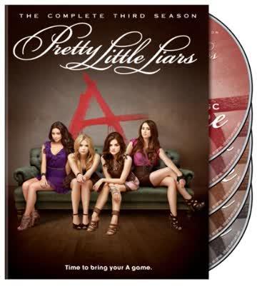 Pretty Little Liars: The Complete Third Season [DVD] [Region 1] [NTSC] [US Import]