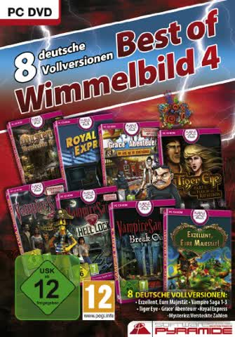 Best of Wimmelbild 4 [Software Pyramide]